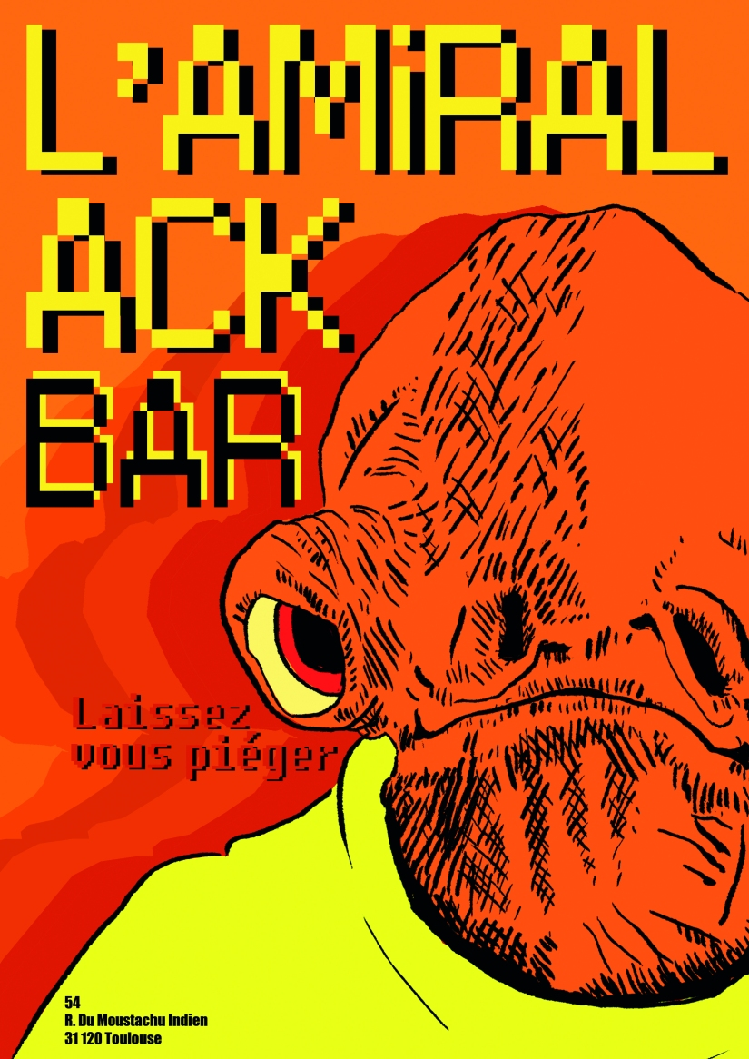amiral hack bar